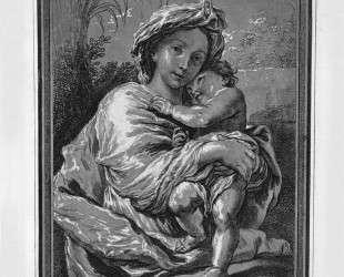 Bust of Piranesi — Джованни Баттиста Пиранези