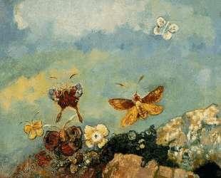 Butterflies — Одилон Редон