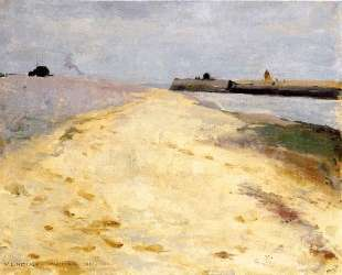 By the Shore, Walberswick — Уиллард Меткалф