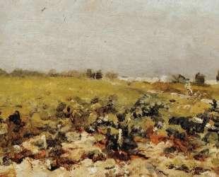 C leyran View of the Vignards — Анри де Тулуз-Лотрек