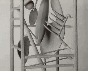Cage — Альберто Джакометти