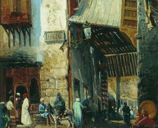 Каир — Константин Маковский