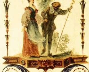 Cajoler — Антуан Ватто