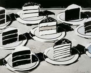 Cake Slices — Уэйн Тибо