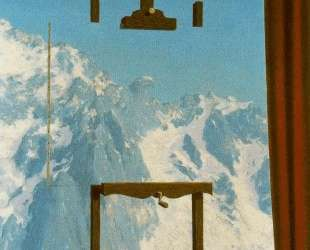 Call of peaks — Рене Магритт