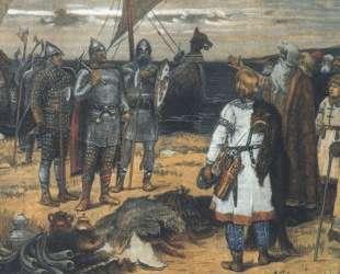 Calling of Vikings — Виктор Васнецов
