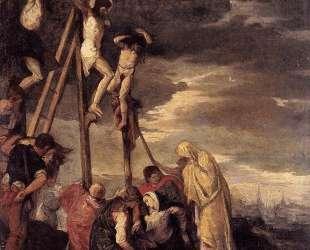 Calvary (after Veronese) — Берта Моризо
