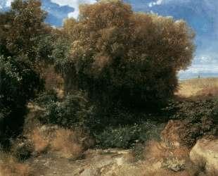 Campagna Landscape — Арнольд Бёклин