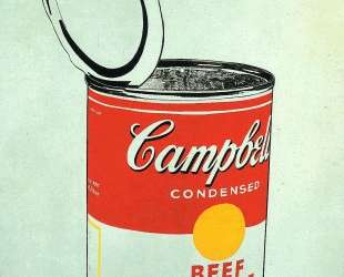 Campbell'S Soup Can (beef) — Энди Уорхол