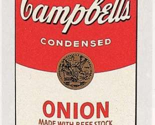 Campbell'S Soup Can (onion) — Энди Уорхол