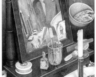 Candle Mirror — Мауриц Корнелис Эшер