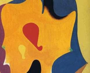 Cap d'home — Жоан Миро