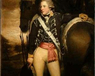 Captain Patrick Miller — Генри Реборн