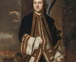 Captain the Honourable George Edgcumbe — Джошуа Рейнольдс