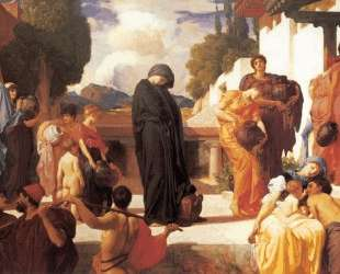 Captive Andromache — Фредерик Лейтон