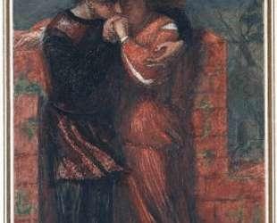 Carlisle Wall (The Lovers) — Данте Габриэль Россетти