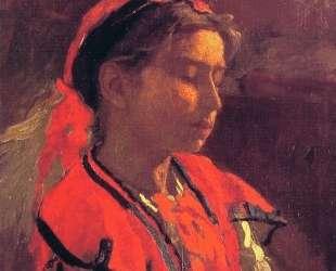 Carmelita Requena — Томас Икинс