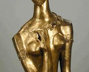 Carol Janeway Bust — Осип Цадкин