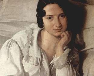 Carolina Zucchi (La Malata) — Франческо Хайес