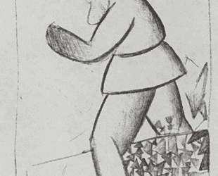 Плотник — Казимир Малевич
