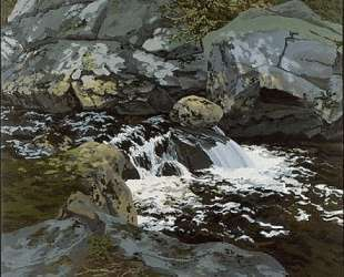 Cascade — Карл Андре
