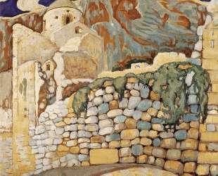 Castle at Monemvasia — Константин Малеас