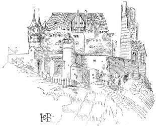 Замок Вайбертрой — Ханс Бальдунг
