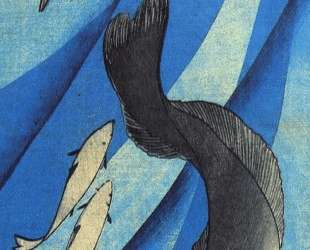 Catfish — Утагава Куниёси