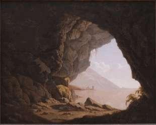 Cavern, Near Naples — Джозеф Райт