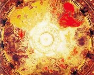 Потолок Парижской оперы — Марк Шагал