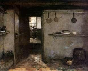 Cellar interior — Иохан Хендрик Вейсенбрух
