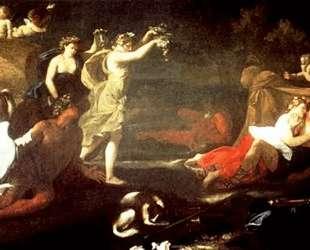 Цефал и Аврора — Николя Пуссен