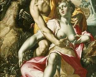Cephalus and Procris (The Death of Procris) — Йоахим Эйтевал