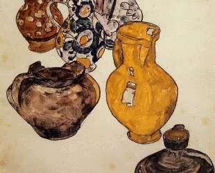 Ceramics — Эгон Шиле