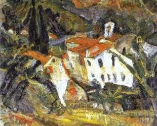 Ceret Lanscape — Хаим Сутин