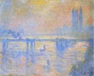 Мост Чаринг-Кросс — Клод Моне