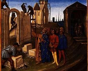 Charlemagne Builder — Жан Фуке