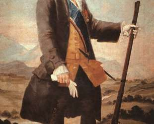 Charles III — Франсиско де Гойя
