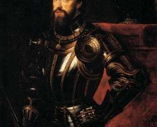 Charles V in Armour — Питер Пауль Рубенс