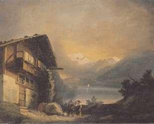 Charlet in Hilterfingen — Фердинанд Ходлер