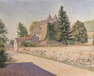 Chateau de Comblat — Поль Синьяк