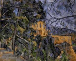 Chateau Noir — Поль Сезанн