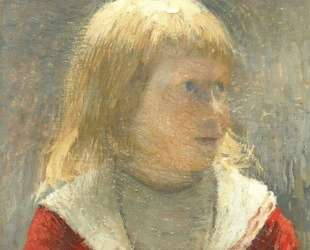 Child in Red Jacket — Анри Мартен