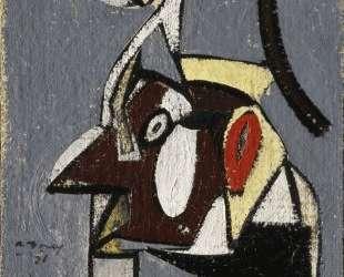 Дитя идумейской ночи (Композиция №4) — Аршил Горки