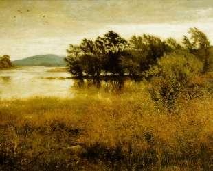 Chill-October — Джон Эверетт Милле