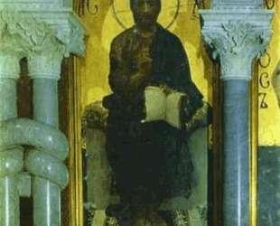 Christ — Михаил Врубель