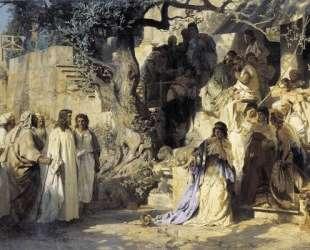 Christ and Sinner — Генрих Семирадский