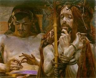 Christ before Pilate — Яцек Мальчевский
