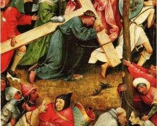 Христос несущий крест — Иероним Босх