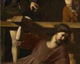 Christ Carrying the Cross — Николя Турнье
